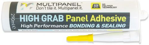 Multipanel Adhesive